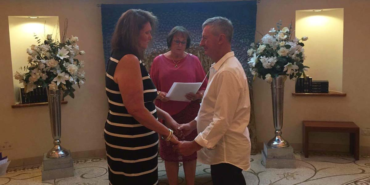 Renewal of Vows, Sunshine Coast, Shay Zulpo